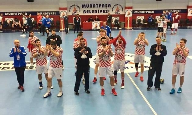 Antalyaspor Göztepe'yi Mağlup Etti: 23-22