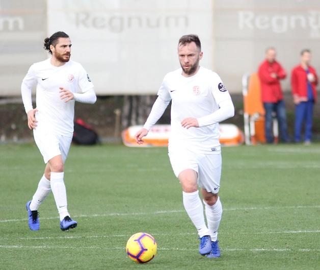 Antalyaspor'un Belek Kampı Partizani Maçıyla Sona Erdi