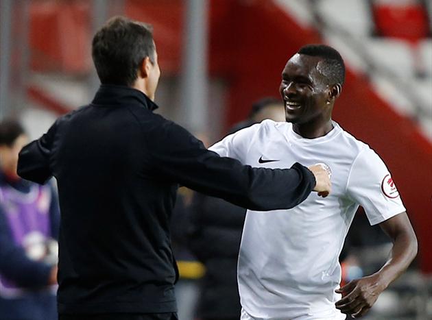 """Korkmaz: """"Genç Futbolcularımı Ve Sakatlıktan Çıkan Oyuncularımı Kutluyorum"""""""