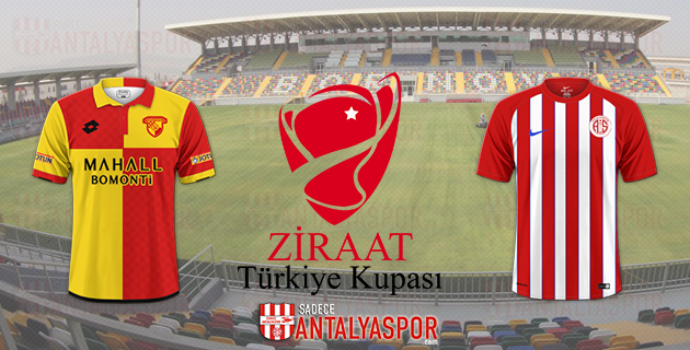 Göztepe – Antalyaspor (MAÇ KADROSU)
