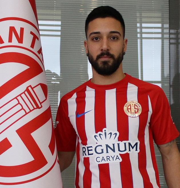 """Tarık Çamdal: """"Antalyaspor'da Yeniden Doğmak İstiyorum"""""""