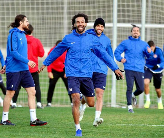 Antalyaspor'da Beşiktaş Maçının Hazırlıkları Tamamlandı