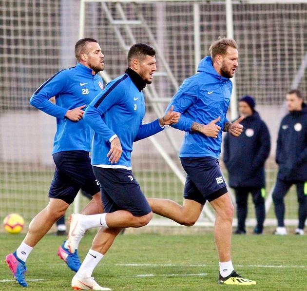 Antalyaspor'da Çaykur Rizespor Hazırlıkları Başladı