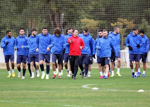 Antalyaspor'un Çaykur Rizespor Maçı Kamp Kadrosu Belli Oldu