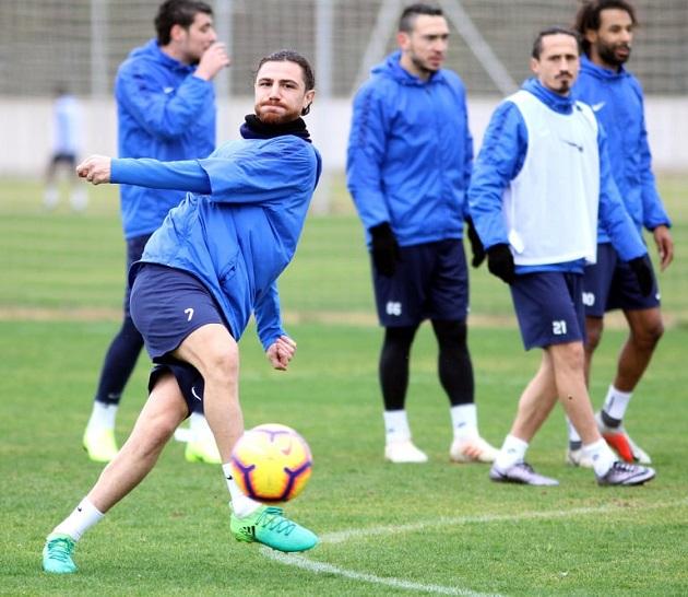 Çaykur Rizespor Maçının Antalya'daki Hazırlıkları Tamamlandı