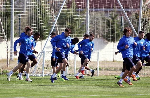 Antalyaspor'un Sivasspor Yolculuğu Başladı