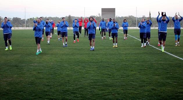 Medipol Başakşehir Maçı Kamp Kadrosu Belli Oldu