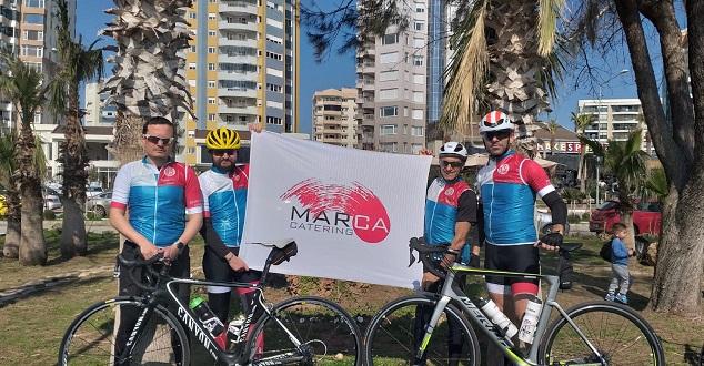 Triatlon Takımı Yarış Hazırlıklarını Sürdürüyor