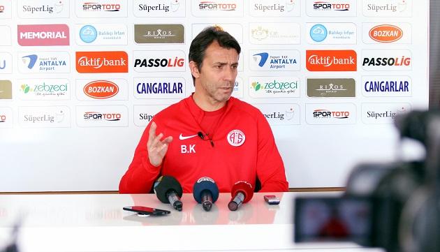"Korkmaz: Ankaragücü Maçında İstediğimizi Alacağız"""