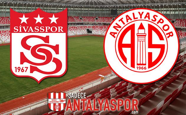 DG Sivasspor – Antalyaspor (MAÇ ÖNCESİ)