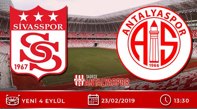 DG Sivasspor Mücadelesinin Hakemi Belli Oldu