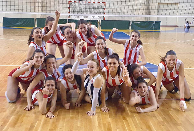 Antalyaspor Final Grubu'na Yükseldi