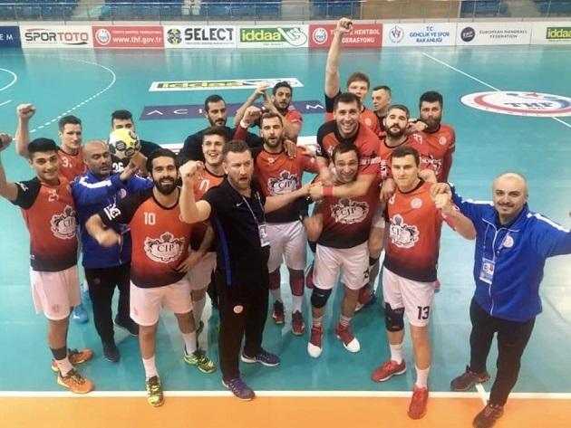 CIP Travel Antalyaspor, Deplasmanda Maliye Piyango'yu Mağlup Etti
