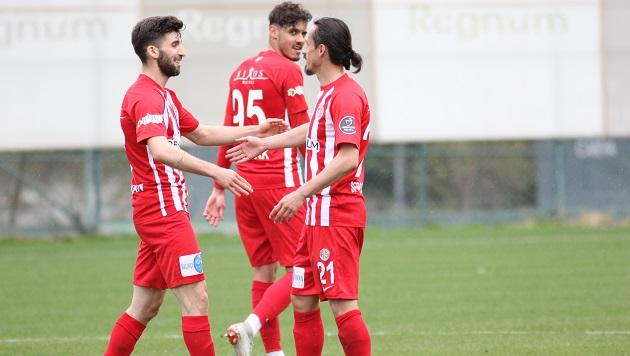 Antalyaspor, Ç. Rizespor'u Mağlup Etti