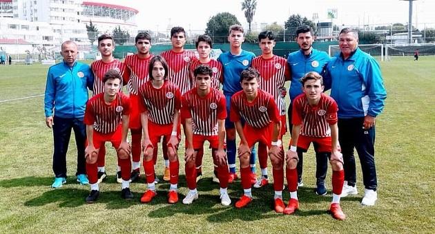 Antalyaspor Grubunu Şampiyon Olarak Tamamladı