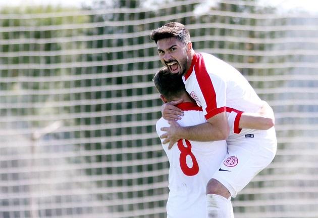 U21 Takımı, Ankaragücü'nü Mağlup Etti: 3-1