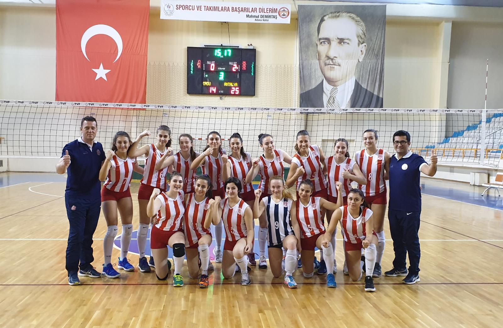 Antalyaspor'dan Güzel Başlangıç: 3-0