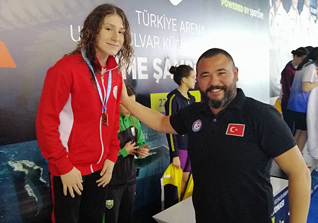 Antalyaspor, Mersin'den 4 Madalya İle Döndü