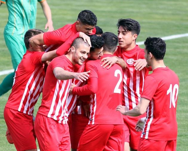 U21 Takımı, Alanyaspor'u Farklı Geçti