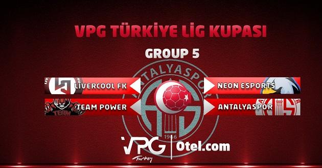 Antalyaspor'un Lig Kupası'ndaki Rakipleri Belli Oldu