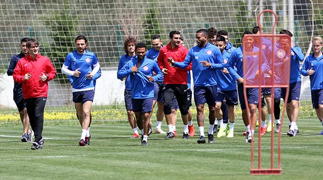 Akhisarspor Maçının Hazırlıkları Devam Ediyor
