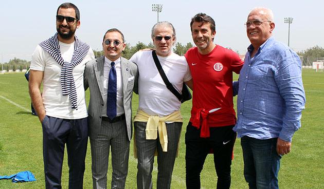 Antalyaspor Renkli Konuklarını Ağırladı