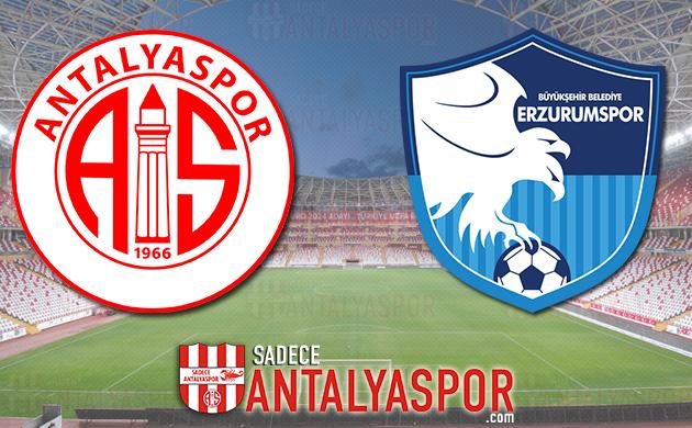 Antalyaspor – BB Erzurumspor (MAÇ ÖNCESİ)