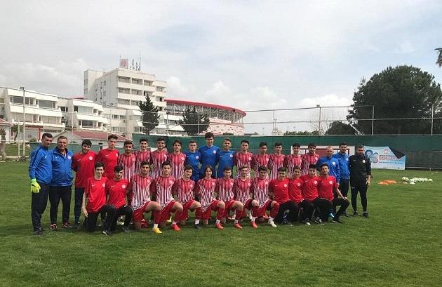 U15 Takımı 3. Uluslararası Gençlik Turnuvası'na Katılacak