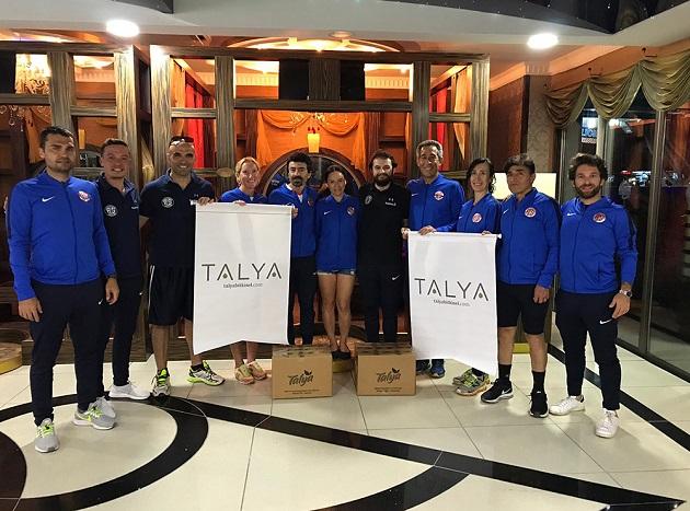 Antalyaspor Alanya'dan 2 Altın ve 1 Gümüş Madalya İle Döndü