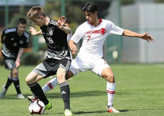 U15 Milli Takım'a Antalyaspor'dan Bir İsim