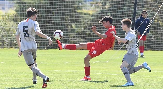 3. Uluslararası Gençlik Turnuvası Devam Ediyor