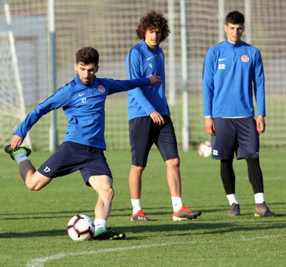 Antalyaspor'da Bursaspor Hazırlıkları Devam Ediyor