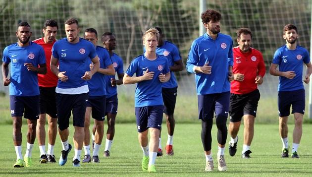 Antalyaspor, Fenerbahçe Hazırlıklarında Sona Geldi