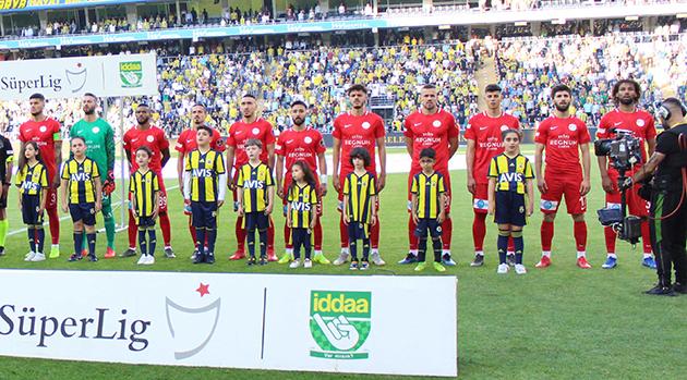 Antalyaspor Deplasmanda 22 Puan Topladı