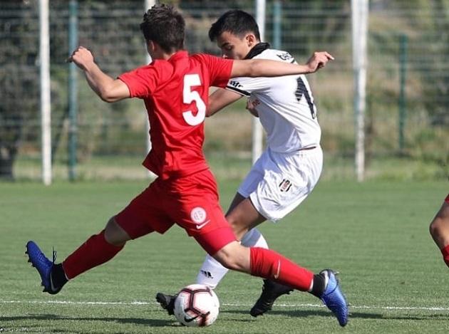 Antalyaspor Türkiye Beşincisi Oldu