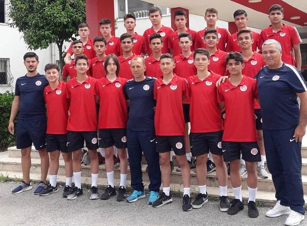 U15 Takımı, Elit Lig Türkiye Finalleri'nde Mücadele Edecek
