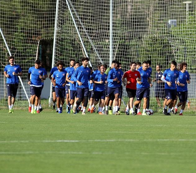 EY Malatyaspor Hazırlıkları Taktik Çalışmayla Devam Ediyor