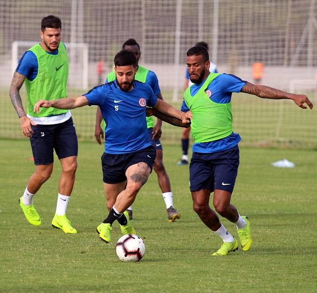 Antalyaspor'da Fenerbahçe Hazırlıkları Devam Ediyor