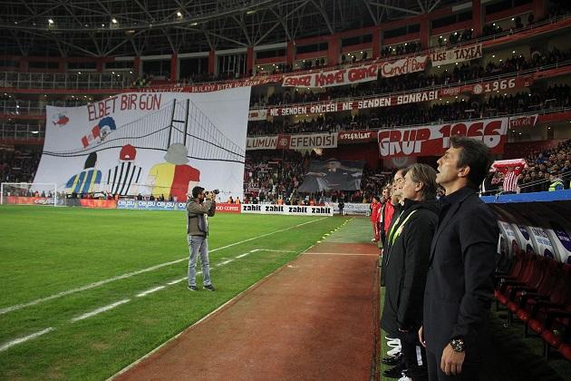 Bülent Korkmaz'ın Yanal'a Süper Lig'de Yenilgisi Yok