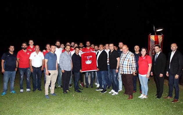 CIP Travel Antalyaspor İkinciliği Kutladı