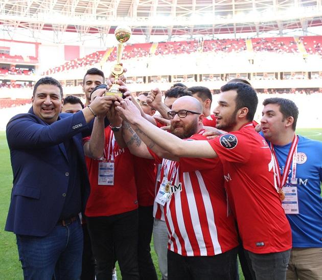 Antalyaspor Espor Takımından Büyük Başarı