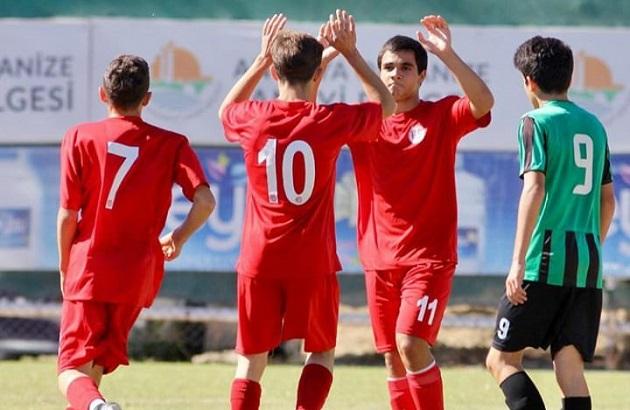 Antalyaspor'un Genç İsmine Milli Davet