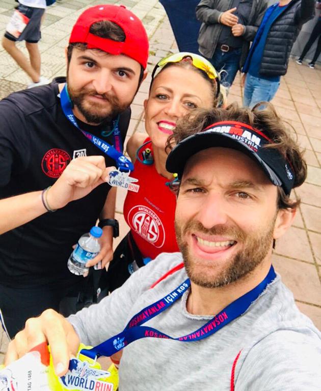 Triatlon Takımı Hafta Sonunu Boş Geçmedi